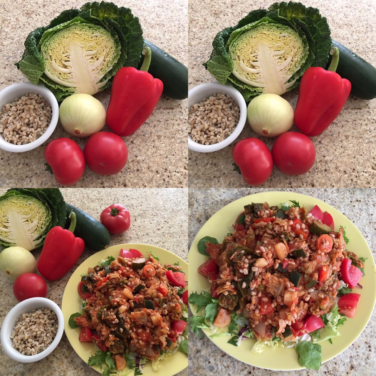 Vege - Pęczak z najzdrowszymi warzywami